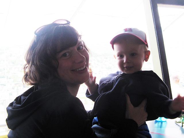 Louis-mommy